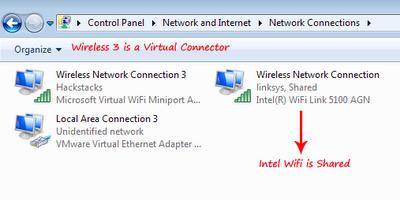 wifi laptop hotspot konek